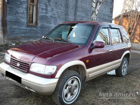 купить kia sportage киа спортейдж 1997 г.в. в петрозаводске по цене 200000 руб. autodmir.ru автомобили и цены